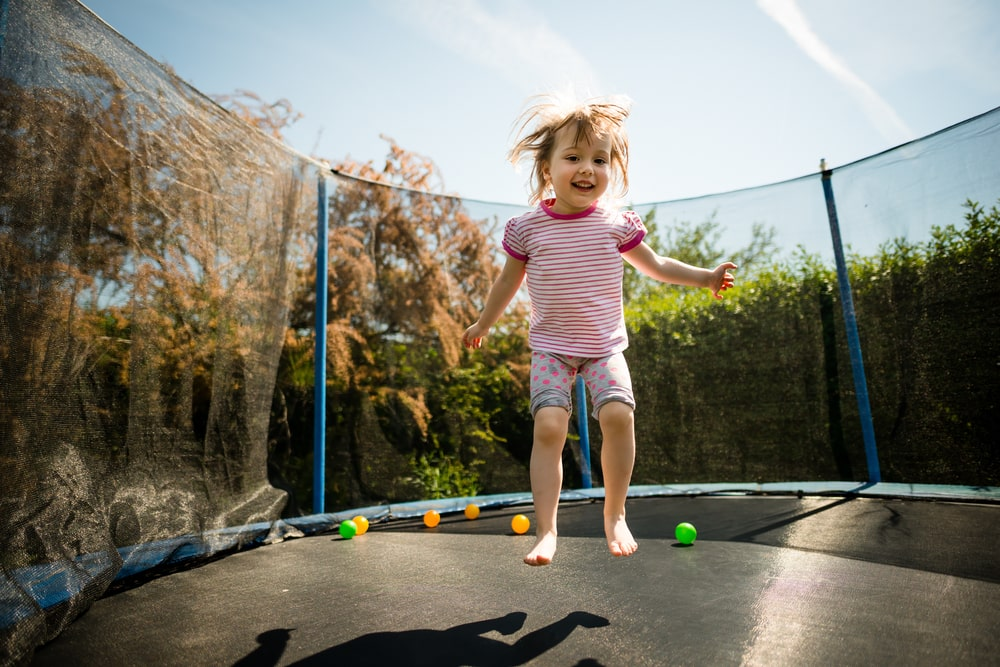 Best Trampolines For Kids