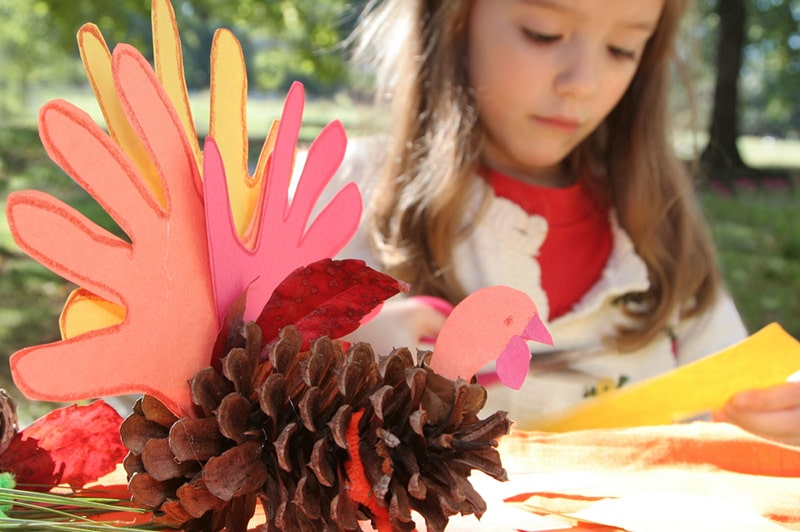 18 Hand Turkey Crafts For Kids