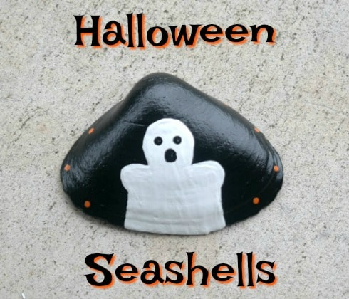 Spooky Scary Seashells