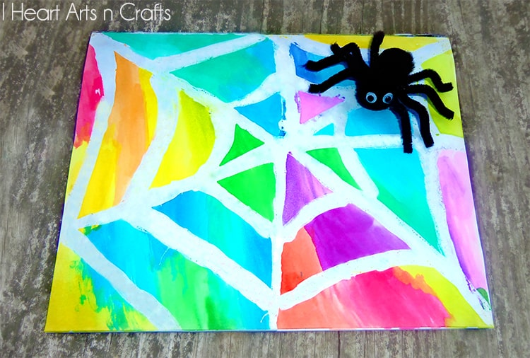 A Spider Craft You Can't Resist