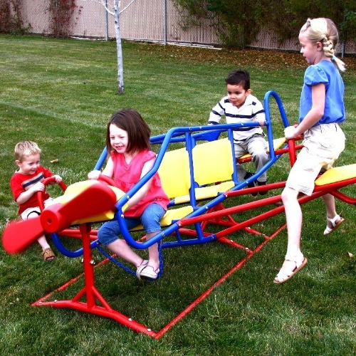 Lifetime – Ace Flyer Airplane Teeter Totter