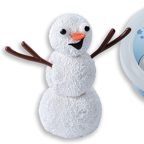 Build A Snowman Foam Putty Pack