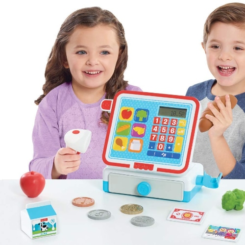 Multicolor Tablet-Style Register Toy
