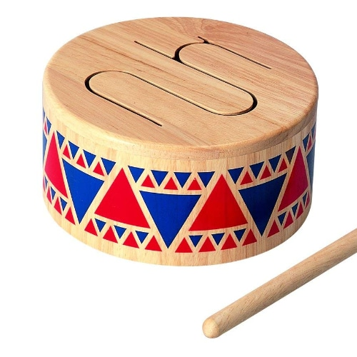 Solid Wooden Drum