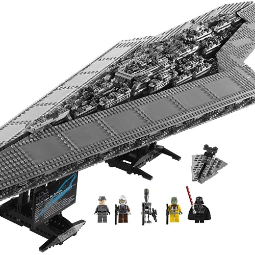 Star Wars Super Star Destroyer