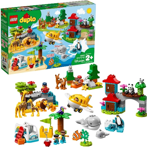 Town World Animals Set