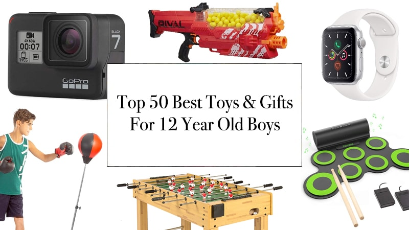 Best Toys & Gifts For 12 Year Old Boys