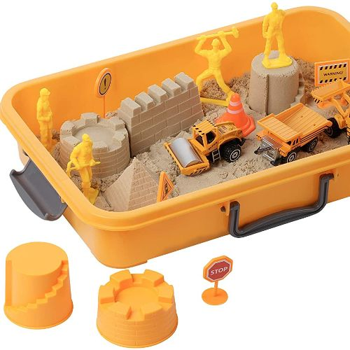 Tractor Sand Play Set
